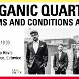 Ondřej Pivec & Organic Quartet