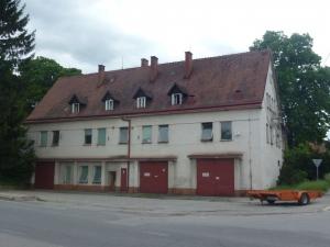 Ubytovna H. Stom, Letovice