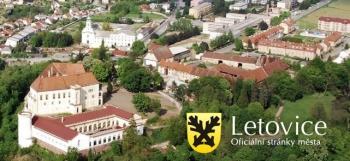 Město Letovice - web